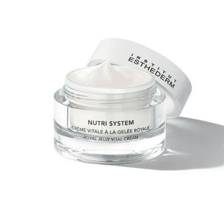 INTSTITUT ESTHEDERM Tápláló krém ( Royal Jelly Vital Cream) 50 ml-es