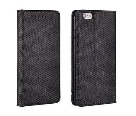 Havana torbica za Xiaomi Pocophone F1, preklopna, črna