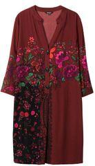 Desigual dámské šaty Vest Valentina