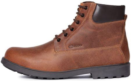Geox buty za kostkę męskie Rhadalf U845HF 000FF 41.0 brązowe