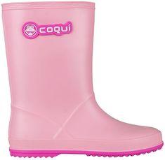 Coqui Buty dziecięce Rain y Pink / Fuchsia 8506-100-4105
