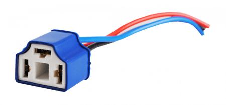 M-Tech konektor H4 12 V/24 V, 110 mm