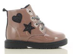 V+J dziewczęce buty za kostkę