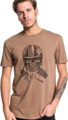 Quiksilver Skull Open Face SS moška majica s kratkimi rokavi