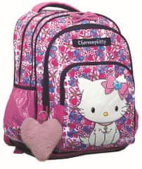 GIM Školský batoh oválny Charmmy Kitty