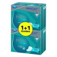 Hartmann MoliCare Men 4 kvapky 2 x 14 ks