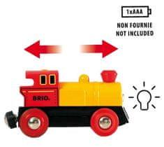 Brio World 33594 dvosmjerna baterijska lokomotiva