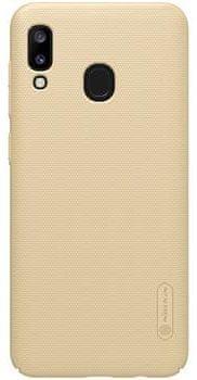 Nillkin maska Super Frosted Gold za Samsung Galaxy A20e Gold 2446538, zlatna