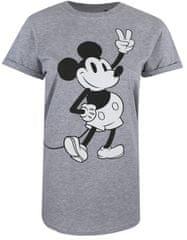 Disney Mickey Peace ženska majica s kratkimi rokavi