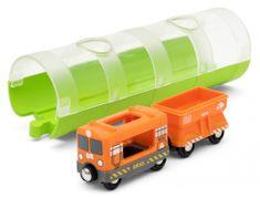 Brio World 33891 tunel i teretni vlak