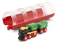 Brio World 33892 Tunel i putnički vlak