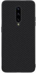 Nillkin maska Synthetic Fiber za OnePlus 7 Pro, Carbon Black 2446758, crna