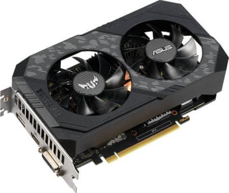 Asus GeForce TUF-GTX1660-O6G-GAMING, 6GB GDDR5