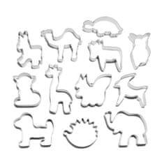 Sada-zvířátek 12ks