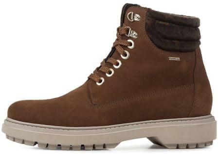 Geox dámská kotníčková obuv Asheely D84AYC 0227L 36 hnědá