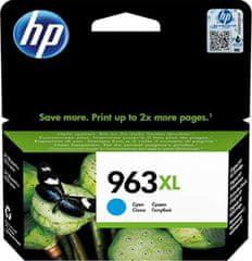 HP toner do drukarki 963XL, niebieski (3JA27AE)