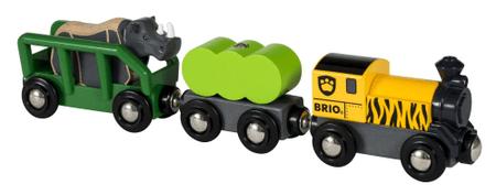 Brio World 33964 Szafari vonat