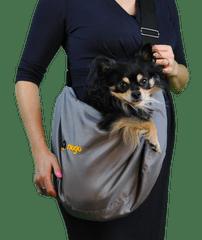 Nugo taška - Stříbřitě šedá