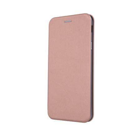 Onasi Glamur torbica za Huawei P30 Lite, preklopna, roza