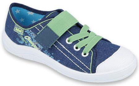 Befado fiú sportcipő 32 kék/zöld