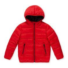 Primigi lány steppelt kabát kapucnival