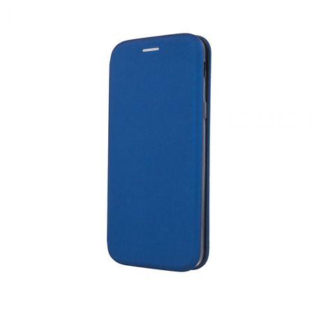 Onasi Glamur torbica za Huawei Y6 2019, preklopna, modra