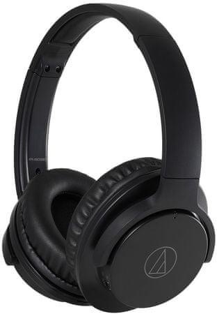 Audio-Technica ATH-ANC500BT, fekete