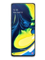 Samsung GSM telefon Galaxy A80, srebrn