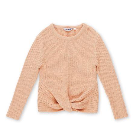 Primigi dievčenský sveter 100 marhuľová