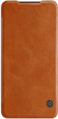 Nillkin Qin Book Pouzdro pro Samsung Galaxy A20e Brown 2446960