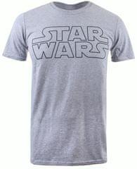 Star Wars pánske tričko Basic Logo