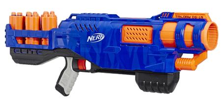 Nerf Elite Trilogy DS 15 pištolj