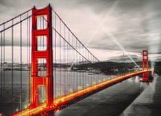 EuroGraphics Puzzle San Francisco - Golden Gate Bridge 1000 dílků