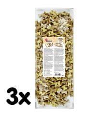 Akinu Sušienky-kostičky 2,2 cm 3x1000g