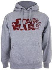 Star Wars Rebel Text Logo muški pulover