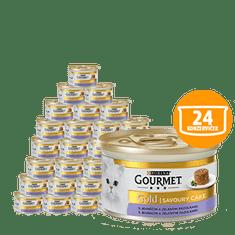 Gourmet Gold Savoury Cake bárány zöldbabbal 24 x 85g