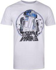 Star Wars R2 muška majica s kratkim rukavima
