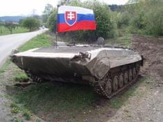 Adrop.sk Jazda obrneným transportérom BVP Oščadnica