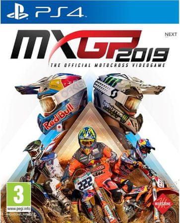 Milestone MXGP 2019 igra (PS4)