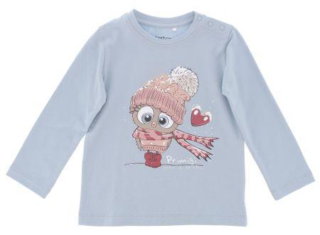 Primigi dekliška majica, 76, modra