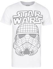 Star Wars pánske tričko 3D Trooper