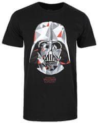 Star Wars pánské tričko Geo Vader