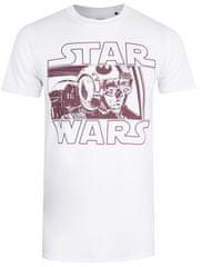 Star Wars pánske tričko Luke Pilot