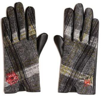 Desigual Gloves Tars ženske rokavice, sive