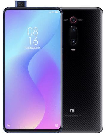 Xiaomi Mi 9T, 6GB/128GB, Global version, Carbon Black