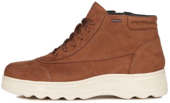 Geox dámská kotníčková obuv Hosmos D94AUD 00032 41 hnedá