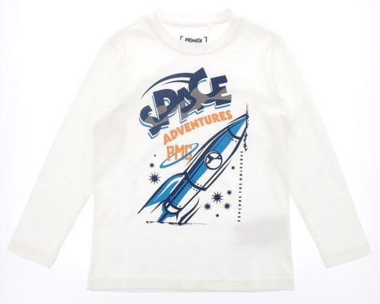 Primigi chlapecké tričko 104 bílá