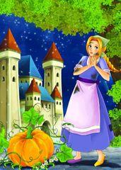 Art puzzle Puzzle 150 dielikov Cinderella