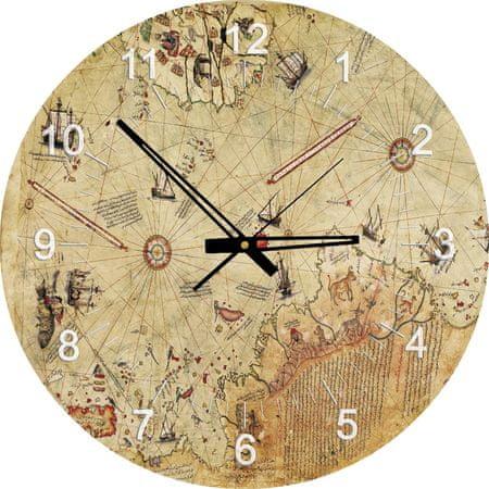 Art puzzle Puzzle 570 db Puzzle Clock