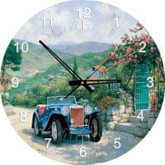 Art puzzle Puzzle 570 dílků Puzzle Clock